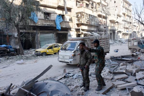 L'étau se resserre autour de Rakka, fief de Daech en Syrie