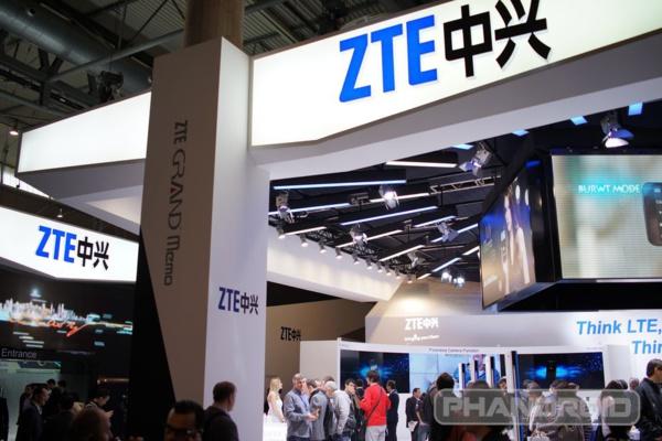 Les Etats-Unis imposent 1,2 milliard de dollars d'amende au géant des télécoms chinois ZTE