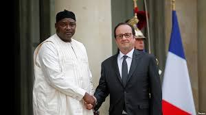 Entretiens Hollande-Barrow : La Gambie va élever son consulat général de Paris en Ambassade