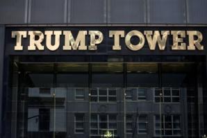 Un ordinateur portable contenant les plans de la Trump Tower volé
