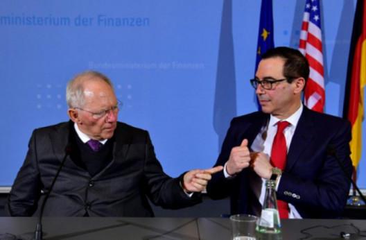 Les Etats-Unis font patiner le G20 sur libre-échange et climat