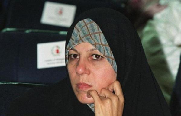 Iran: Nouvelle condamnation pour la fille de Rafsandjani
