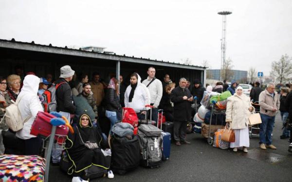 Attaque d'Orly: tous les terminaux rouverts (aéroport)
