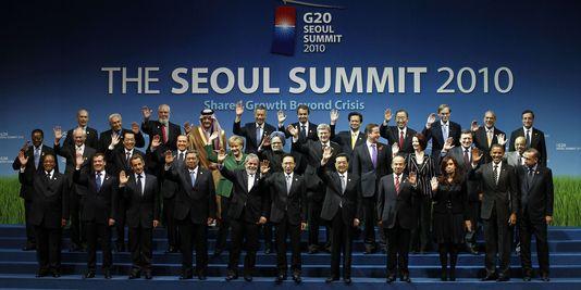 Le G20 Finances ne mentionne ni protectionnisme ni accord sur le climat