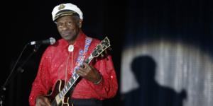 Décès du légendaire rocker Chuck Berry