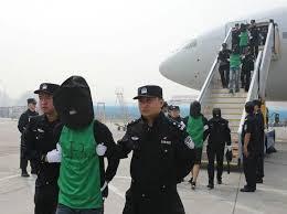 Chine : arrestation d'un groupe pour vol de données