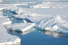 La banquise arctique n'a jamais été si réduite à la fin de l'hiver
