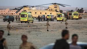 Egypte: 10 soldats tués dans l'explosion de bombes dans le Sinaï (armée)