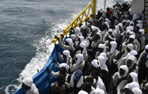 Égypte: 56 condamnations pour le naufrage d'un bateau de migrants