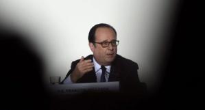 """Présidentielle: Hollande se donne pour mission d'""""éviter que le populisme"""" ne l'emporte"""