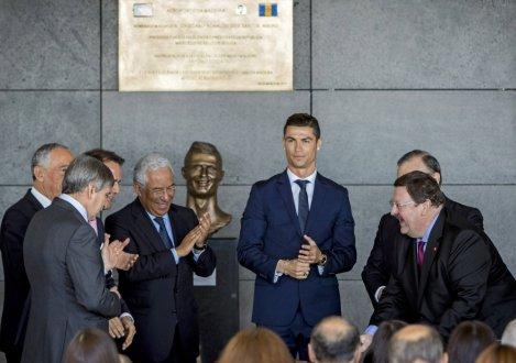 L'aéroport de Madère rebaptisé en l'honneur de Cristiano Ronaldo