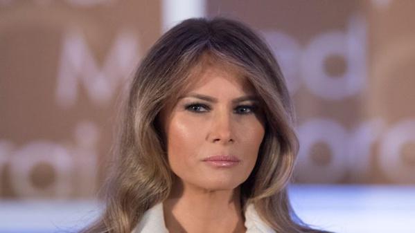 Pétition pour que Melania Trump vienne à Washington... ou paie sa sécurité