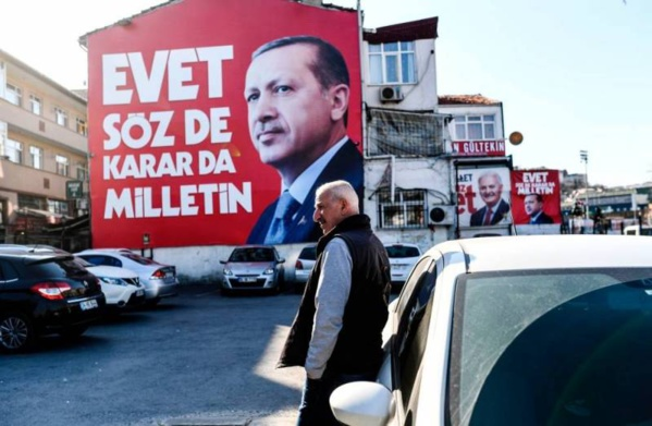 Incertitude sur l'issue du référendum constitutionnel en Turquie