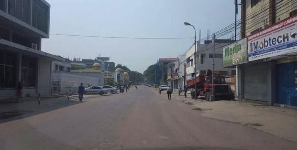 """Crise politique en RDC : l'opposition appelle à une journée """"ville morte"""""""