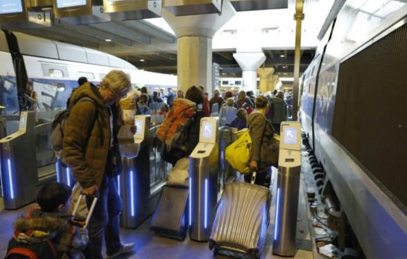 Contre la fraude, les portillons débarquent dans les gares TGV
