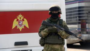Attaque contre la police en Russie : quatre suspects abattus