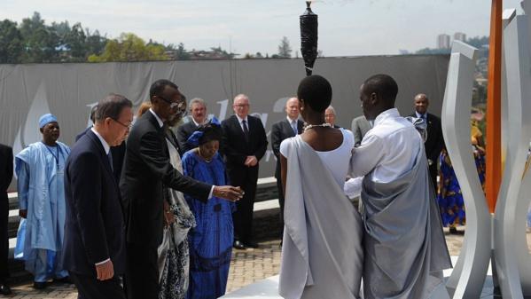 Commémoration du génocide au Rwanda: la France dans le souvenir des victimes, selon le Quai d'Orsay