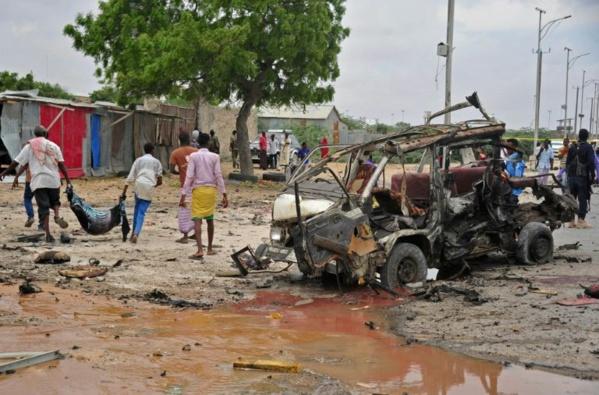 Somalie: le nouveau chef de l'armée réchappe à un attentat meurtrier