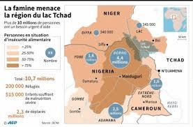 Lac Tchad: 7 millions de personnes menacées par la faim, selon la FAO