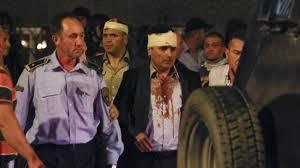 Heurts au Parlement de Skopje, le leader social-démocrate blessé