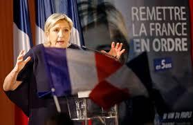 Marine Le Pen ne sera pas élue présidente, selon des sondeurs