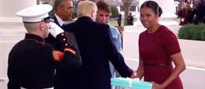 Trump annule le programme de Michelle Obama pour manger sain dans les écoles