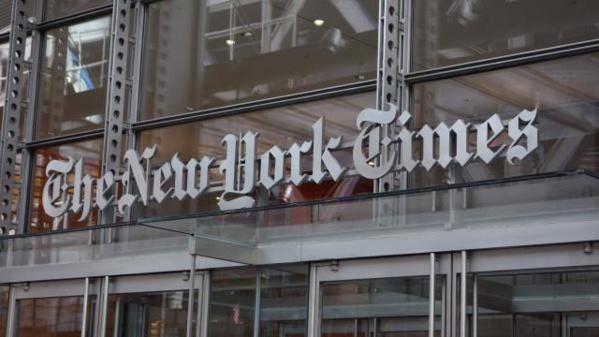 Porté par Trump, le New York Times a gagné 348 000 abonnés en 3 mois