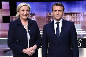 """Débat présidentiel en France: Macron accuse Le Pen de """"porter la guerre civile dans le pays"""""""