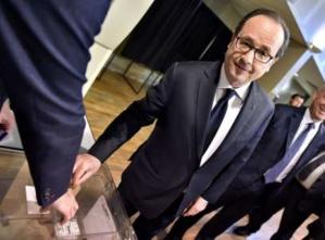 Hollande bascule bientôt dans l'inconnu post-élyséen