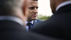 """France/présidentielle: l'équipe Macron dénonce un """"piratage massif"""" de documents internes"""
