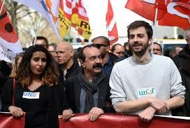 """""""Peste ou choléra"""", des syndicats se mobilisent dès le lendemain de la présidentielle"""