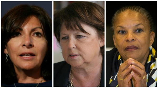 Taubira, Aubry et Hidalgo lancent un mouvement politique