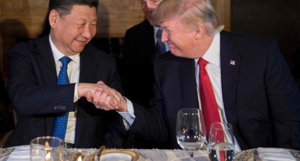 Trump enterre la hache de guerre et conclut un accord commercial avec la Chine