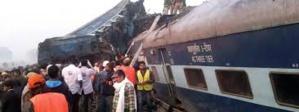 Grèce: quatre morts dans le déraillement d'un train de passagers