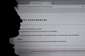 """Les """"logiciels de rançon"""", des outils prisés par les pirates informatiques"""