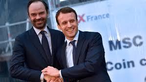 Le juppéiste Edouard Philippe nommé Premier ministre