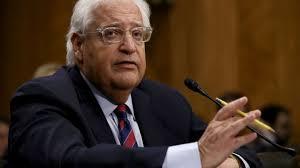 Arrivée en Israël du nouvel ambassadeur américain controversé David Friedman