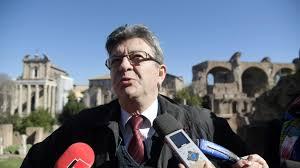 La France insoumise, seule force d'opposition selon Mélenchon