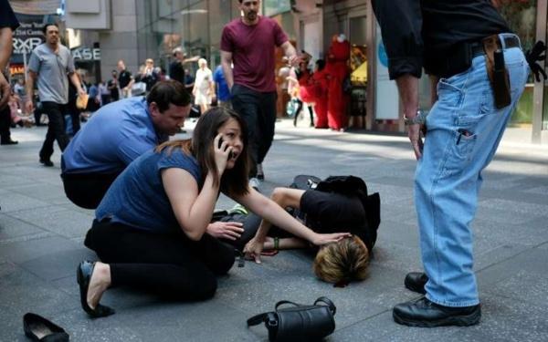 Times Square: le chauffard est un ex-militaire avec un casier judiciaire