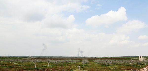 Les Etats-Unis bombardent un convoi pro-régime en Syrie
