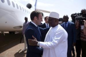 Macron veut accélérer les opérations militaires françaises contre les djihadistes au Mali et au Sahel