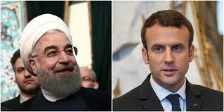 Rohani réélu en Iran : Paris vigilant sur l'application de l'accord sur le nucléaire (Macron)