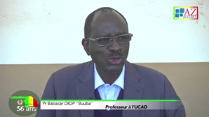 Pr Buuba Diop (historien et enseignant): «Beaucoup trop de carences »