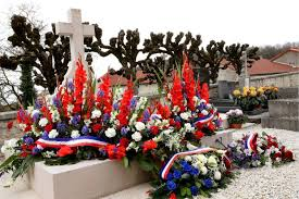 France: la tombe du général de Gaulle dégradée