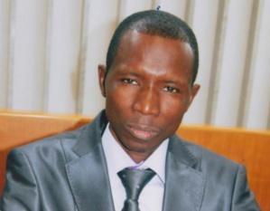 Daouda Dia, questeur de l'assemblée nationale
