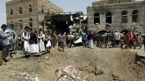 Yémen: 24 civils tués dans une frappe sur un fief rebelle