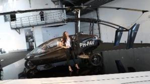 Pays-Bas: la première voiture volante devrait prendre son envol en 2018