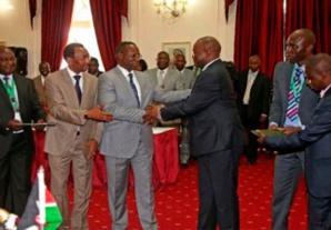 Centrafrique: accord entre le gouvernement et les groupes armés (officiel)