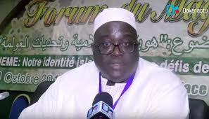 A propos de l'investiture du marabout Cheikh Abdoul Ahad Mbacké Gaindé Fatma, tête de liste de Benno Bokk Yakaar.