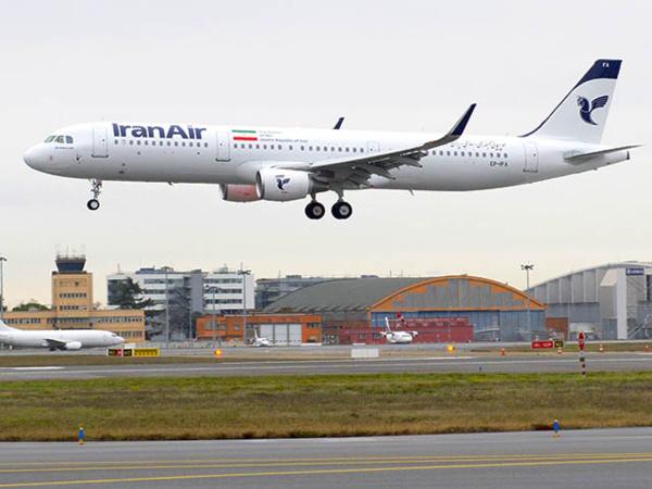 Airbus signe des memorandums avec deux compagnies iraniennes